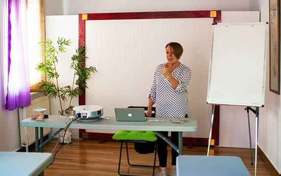 Vita Revelli Teaching