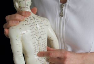 Acupuncture Points in Oriental Medicine